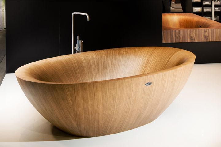 Kreis Design Einzigartige Badewannen Aus Holz Kaufen