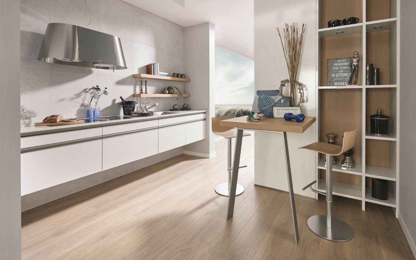 Kreis Design: Sind Sie hungrig auf eine neue Küche?