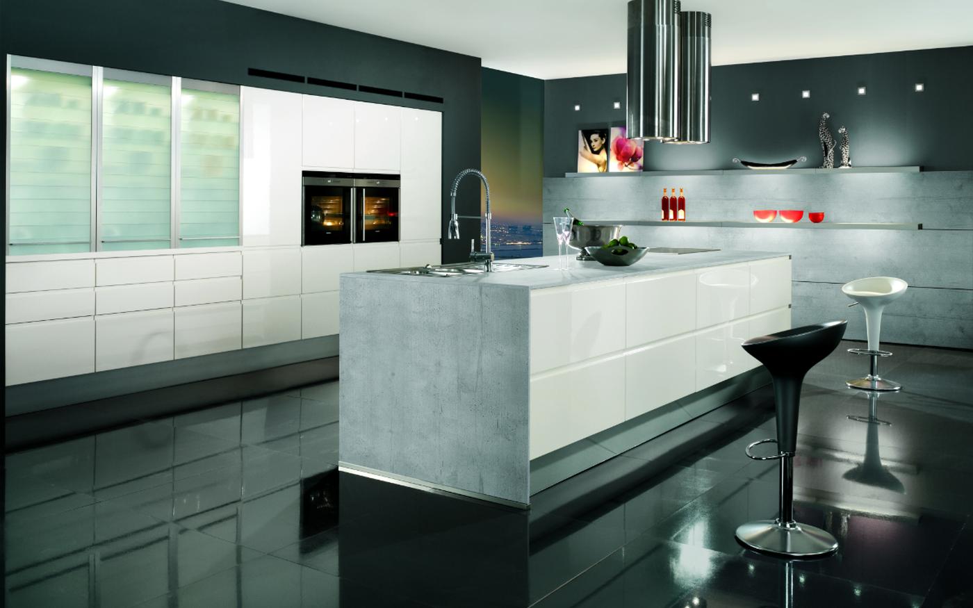 Küchengestaltung Kleine Küche ~ Küchengestaltung Rockstar Küche
